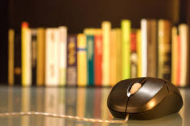mouse and books