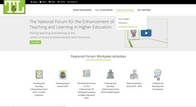 irish tandl nat forum website
